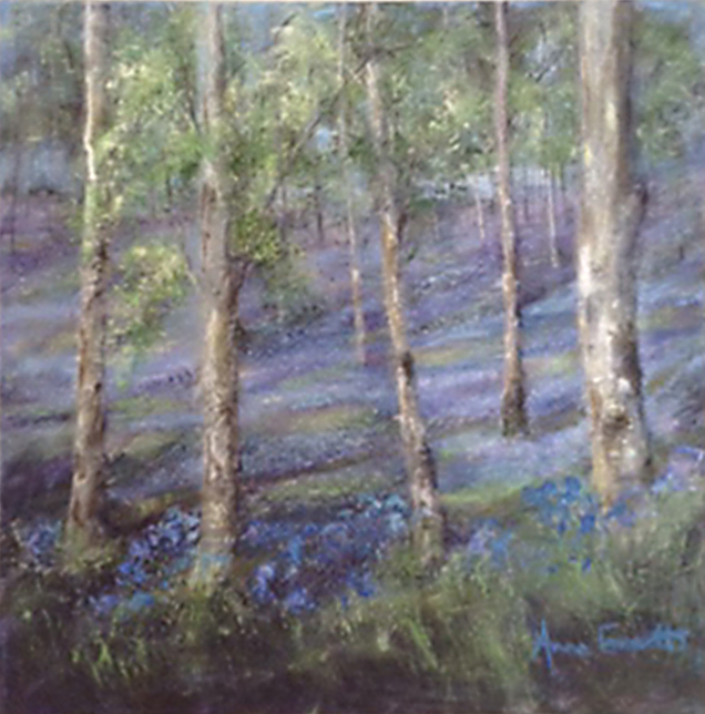 Anne Emmett - Painting