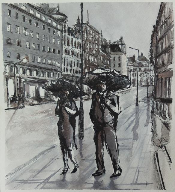 Ellie J Chun - Painting