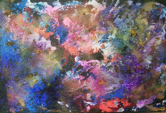Lynda Colley - Abstract Painting