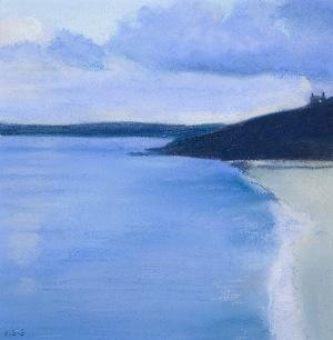 Karen Greville-Smith - Pastel Landscape