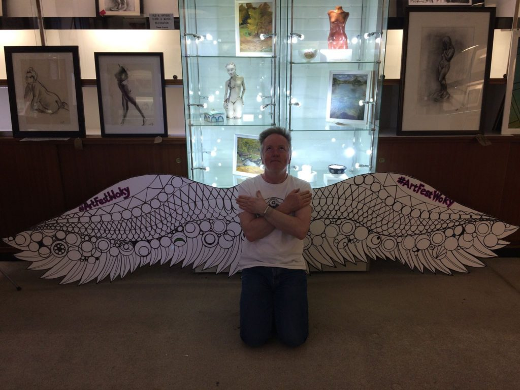 ArtFest gives you Wings