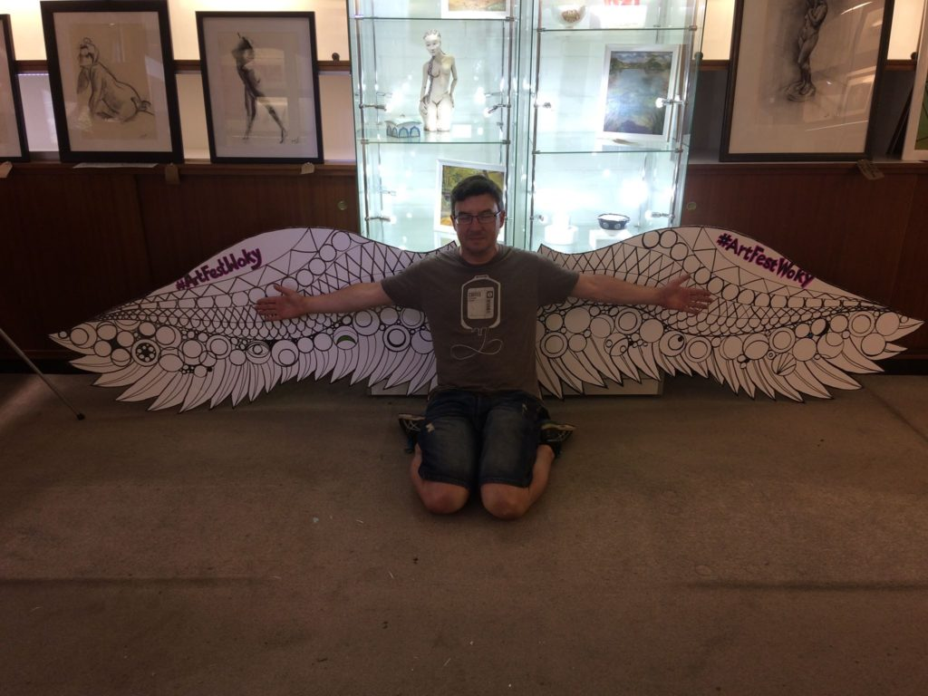 ArtFest gives you wings!